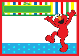 elmo birthday elmo birthday invitation free template invitations online