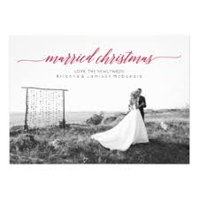 married christmas cards pleasant design married christmas cards not photo be