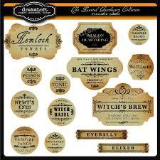 printable halloween specimen jar labels 27 best halloween labels images on pinterest halloween labels