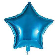 foil balloons bulk blue foil balloons 18 at dollartree