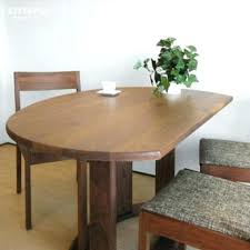 half moon kitchen table and chairs half round dining table half circle dining table large half moon