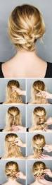 best 25 simple buns for medium hair ideas on pinterest hair