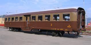 carrozze treni corbellini 2 assi associazione treni storici liguria la spezia