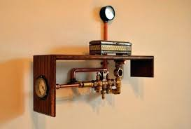 Steampunk Home Decor Ideas by Industrial Home Decor U2013 Dailymovies Co