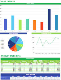 Tracking Sheet Excel Template Free Sales Plan Templates Smartsheet