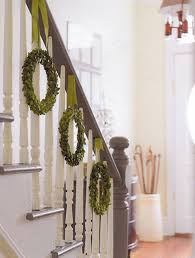 Banister Decorations 35 Amazing Christmas Staircase With Banister Ornaments Home