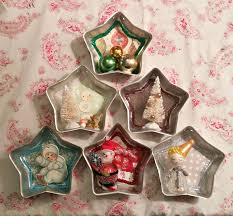 Upcycled Jello Mold Christmas Ornaments Little Vintage Cottage