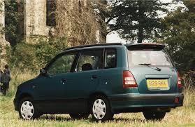 Daihatsu Mpv Daihatsu Grand Move 1997 Car Review Honest