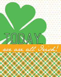 st patrick u0027s day free printables the 36th avenue