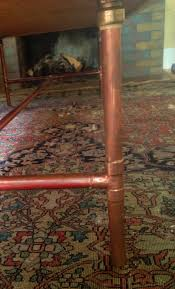 diy coffee table the pink tumbleweed