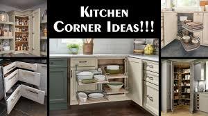 kitchen cabinet corner ideas creative spacious kitchen corner ideas