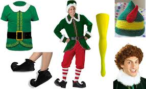 Halloween Elf Costumes Buddy Elf Costume Diy Guides Cosplay U0026 Halloween