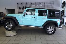 baby blue jeep wrangler i found the one i want to spend the rest of my with