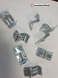 kitchen sink fixing clips inset kitchen sink fixing clips clamps stainless steel clips kit