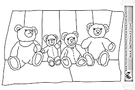 free teddy bear coloring toby u0027s free teddy bear coloring