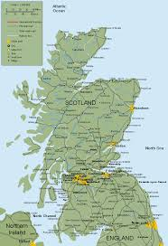 map of scotland and map of scotland pictures maps of uk cities pictures
