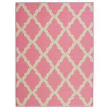 Princess Area Rug Pink Area Rugs Rugs The Home Depot