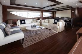 Fendi Living Room Furniture by Motor Yacht Fendi Casa 85 Saloon U2014 Yacht Charter U0026 Superyacht News