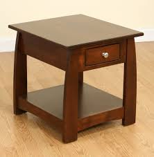 cherry end tables living room gen4congress com