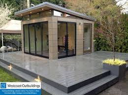 modern shed roof prefab workout room west vancouver modern shed roof screened porch