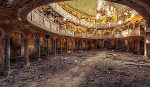 old abandoned buildings magnificent abandoned buildings in europe captured in striking photos