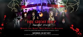 halloween 2017 nights at the royal albatross tall ship singapore