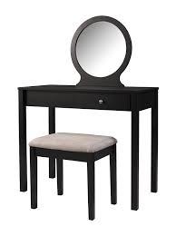 Linon Home Decor Amazon Com Linon Scarlett Vanity Set Kitchen U0026 Dining
