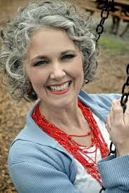 should older women have their hair permed curly 60 gorgeous gray hair styles grey hairstyle curly and pretty face