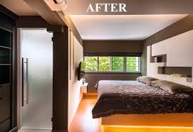 Home Design Ideas Singapore by Astonishing Hdb Master Bedroom Design Singapore 82 For Home Design