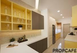 Ckitchen by Bandar Rimbayu Penduline Type C Kitchen Propcafe