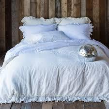 bella notte duvet cover whisper linen