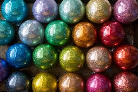 glitter easter egg ornaments bedazzle your christmas tree like a magic unicorn princess