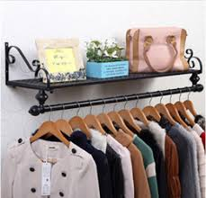 Wrought Iron Wall Shelves Clothes Iron Wall Shelf Online Clothes Iron Wall Shelf For Sale