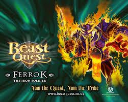 beast quest ferrok wallpaper scholastic kids u0027 club