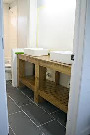 Diy Vanity Top Diy Bathroom Vanity Update Top Bathroom Diy Bathroom Vanity Top