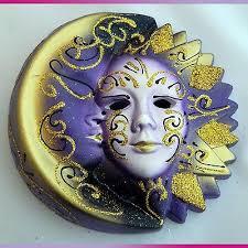 mardi gras ceramic masks ceramic masks collection on ebay