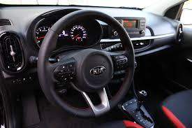 kia steering wheel kia picanto u201c testas solidžiausias klasėje beviltiško segmento