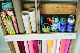 Home Decorators Supply Diy Pallet Storage Shelving
