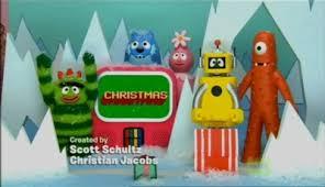 christmas yo gabba gabba christmas specials wiki fandom