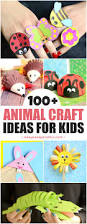 Fun Crafts For Kids To Do Animal Crafts For Kids Easy Peasy And Fun