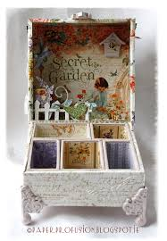 Decoupage Box Ideas - inside of the keepsake box isn t that just the j most cleverest
