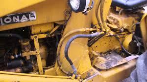 ih 3414 diesel tractor youtube