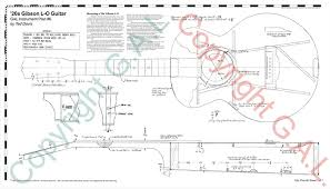 instrument plans guild of american luthiers