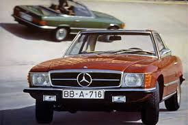 mercedes classic mercedes benz sl r107 classic car review honest john
