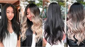 amazing hair color transformation by professional best