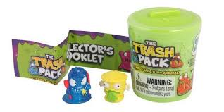 newest collectable toys kids trash pack trashies