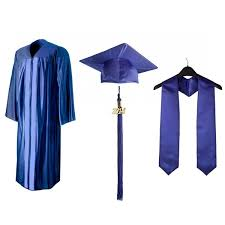 high school cap and gown college graduation gown cap school gowns buy graduation
