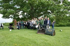 the old lawnmower club collection preservation and display of