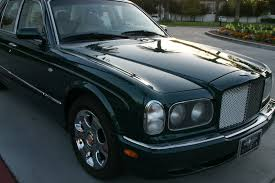 bentley arnage red label used 2000 bentley arnage for sale in san jose california findit