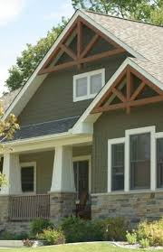 wanting this color of house with our new brown roof hoping the
